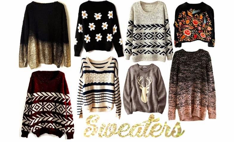 Amor por los Sweaters