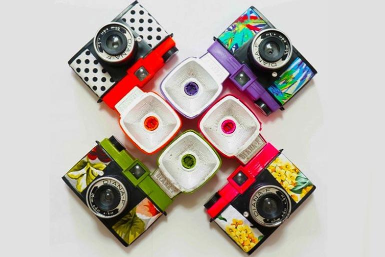 cámaras personalizadas