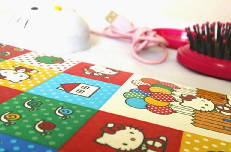 cuaderno hello kitty