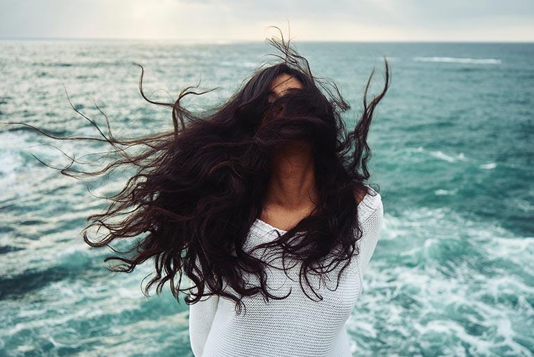 Suplementos para darle longitud y fuerza al cabello